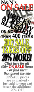 Click for all 400 plus ONSALE sale items