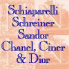 Click for Chanel Dior Schiaparelli Sandor Ciner