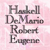 Click for Haskell DeMario Robert Eugene
